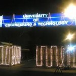 uet main gate