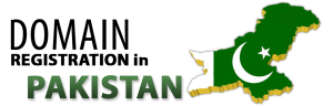register a domain name in pakistan